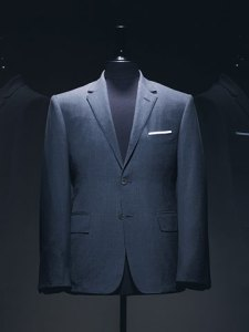 Thom Browne Notch Lapel Jacket