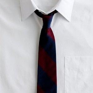 Old School Stripe Tie
