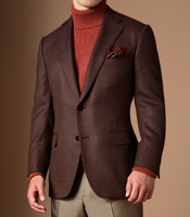 Paul Stuart Melange Sport Coat