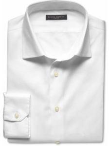 Banana Republic Pinpoint Dress Shirt