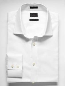 Banana Republic Pique Dress Shirt