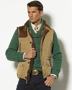 Ralph Lauren Falcon Vest