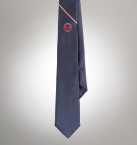 Ralph Lauren Medallion Tie