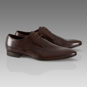 Paul Smith Pitney Shoe in Brown