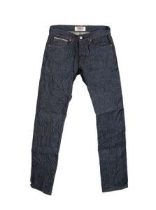 Simon Miller Selvage Straight Leg Jeans