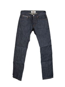 Simon Miller Straight-Leg Selvage Jeans