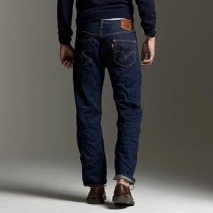 Levi's Vintage 501xx Straight Leg Jeans