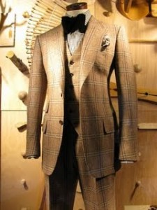 Tom Ford Three-Piece Suit