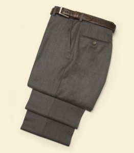 Paul Stuart Charcoal Trousers