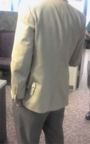 Ventless Jacket