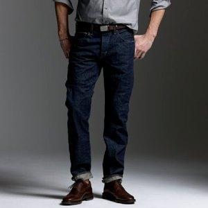 Vintage Slim-Fit Selvage Jeans