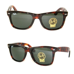 Ray-Ban Wayfarer Sunglasses in Tortoiseshell