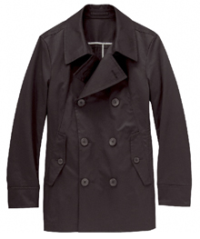 5. Uniqlo Trench Coat