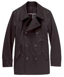5. Uniqlo Trench Coat