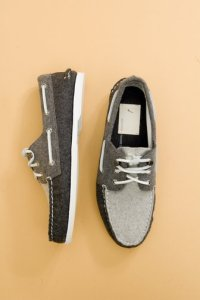 Band of Outsiders x Sperry Boat Shoe