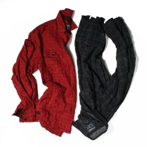 Woolrich John Rich and Bros. Flannel Shirts, $135-$145