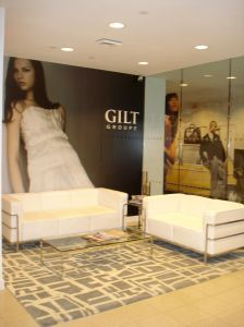 Gilt Groupe's New York Offices