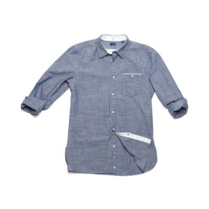 Hickey Selvage Chambray Shirt