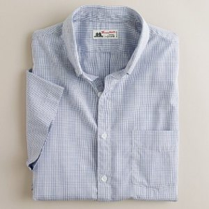 J. Crew Short Sleeve Shirt