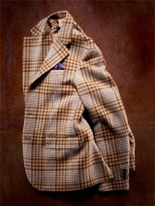 Houndstooth Jacket (Part of Suit, $798)