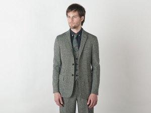 Billy Reid Tweed Jacket