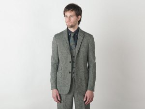 BIlly Reid Tweed Suit