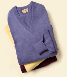 Paul Stuart Cashmere Sweater