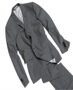 Club Monaco Wright Suit