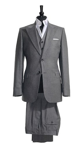 Reiss Three Piece Suit