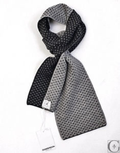 Dunderdon Lambswool Dot Scarf