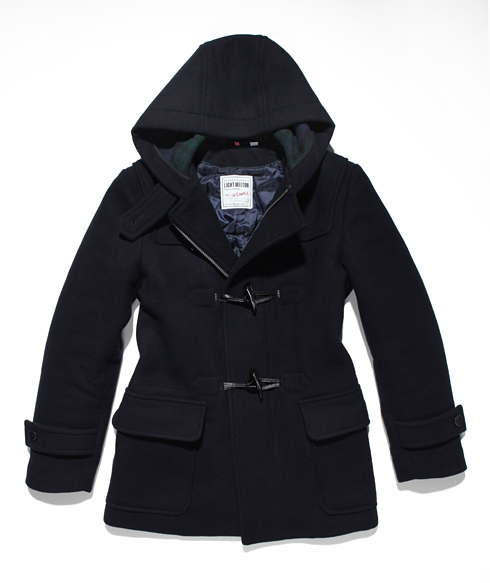 Top Ten Cold Weather Outerwear: 1 Uniqlo Duffle Coat | Prepidemic
